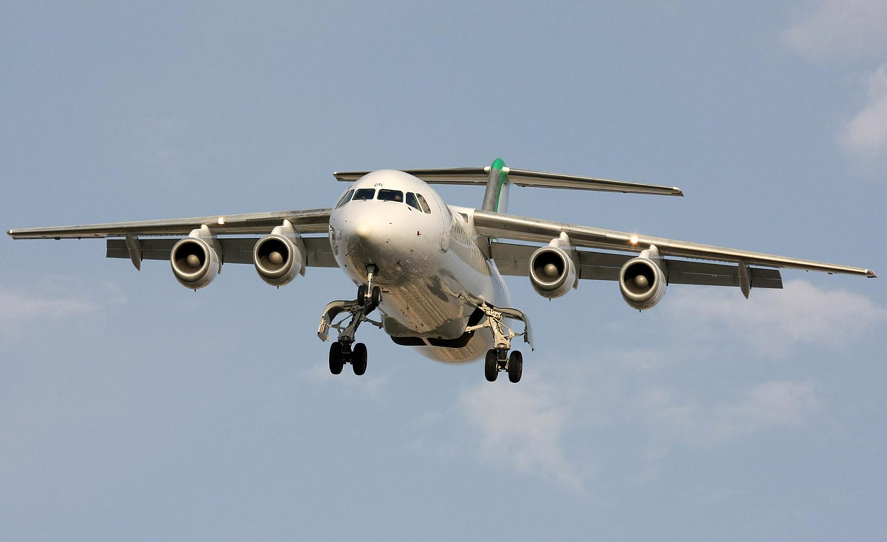 BAE-146-aircraft